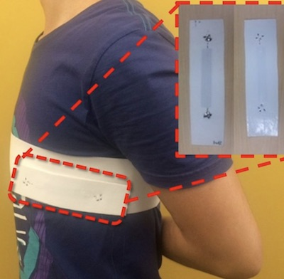 Wearable Nanocomposite Fabrics For Human Performance Sensing - 3